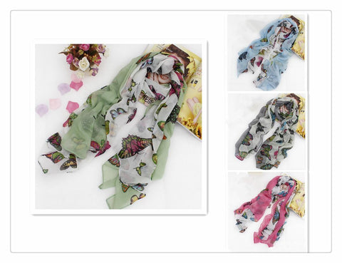Image of Soft Shawl Scarves Wrap Headscarf Stole for Women