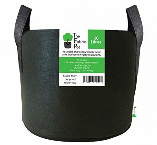 Fabric Root Plant Grow Bags - Plant Pots - Various Litres
