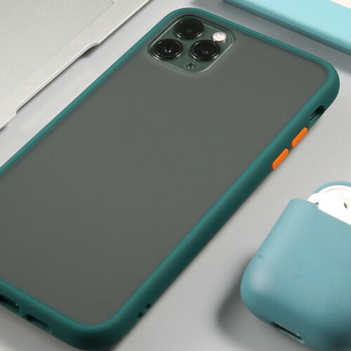 Bumper Silicone Shockproof Case for iPhone 11,11 Pro,11 Pro Max X XS XR 6 7 8