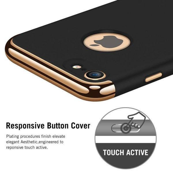 hybrid shockproof case for iphone - touch active