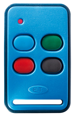 Remote - Four Button Remote