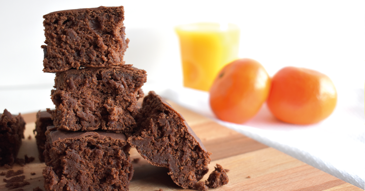 Brownie Vegan - Fidu | Alimentos inclusivos