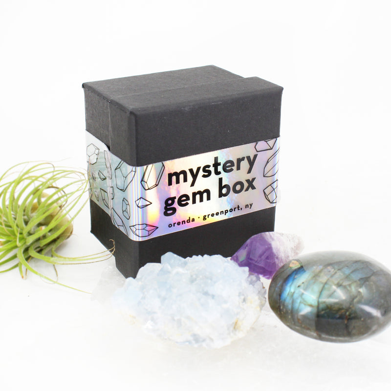 Mini Mystery Gem Box!