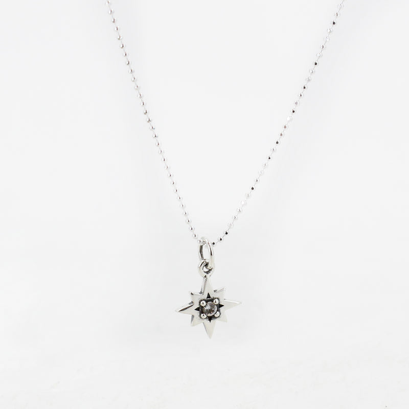 Vincent Sterling Necklace