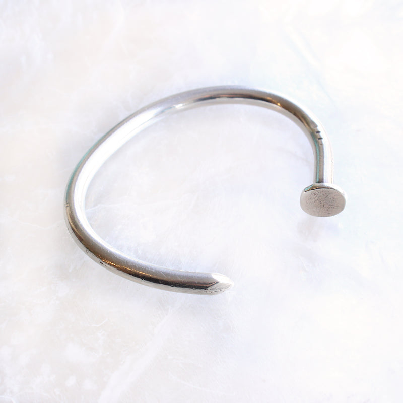 Sterling Nail Cuff