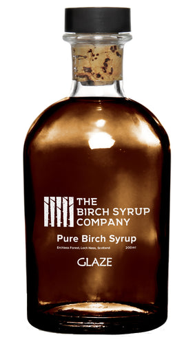 Birch Syrup Glaze