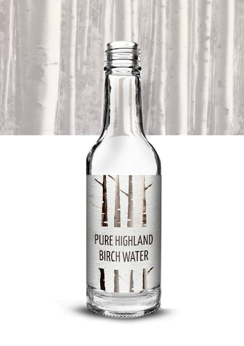 Pure Highland Birch Water 250ml