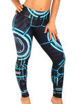 Trendy Geo Leggings