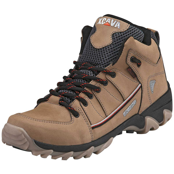Bycasino X. Hiking para hombre color camel