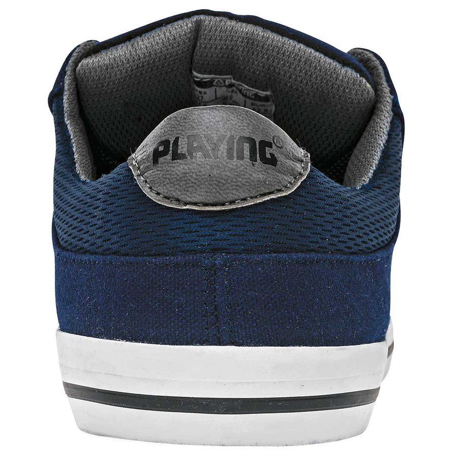 Playing. Tenis urbano para hombre color marino