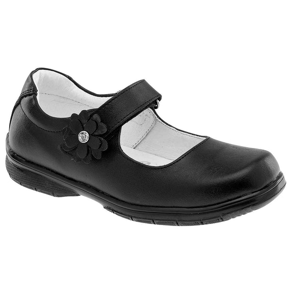 Yondeer. Zapato casual para mujer color negro