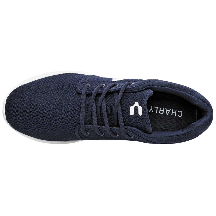 Charly. Tenis deportivo para hombre color marino