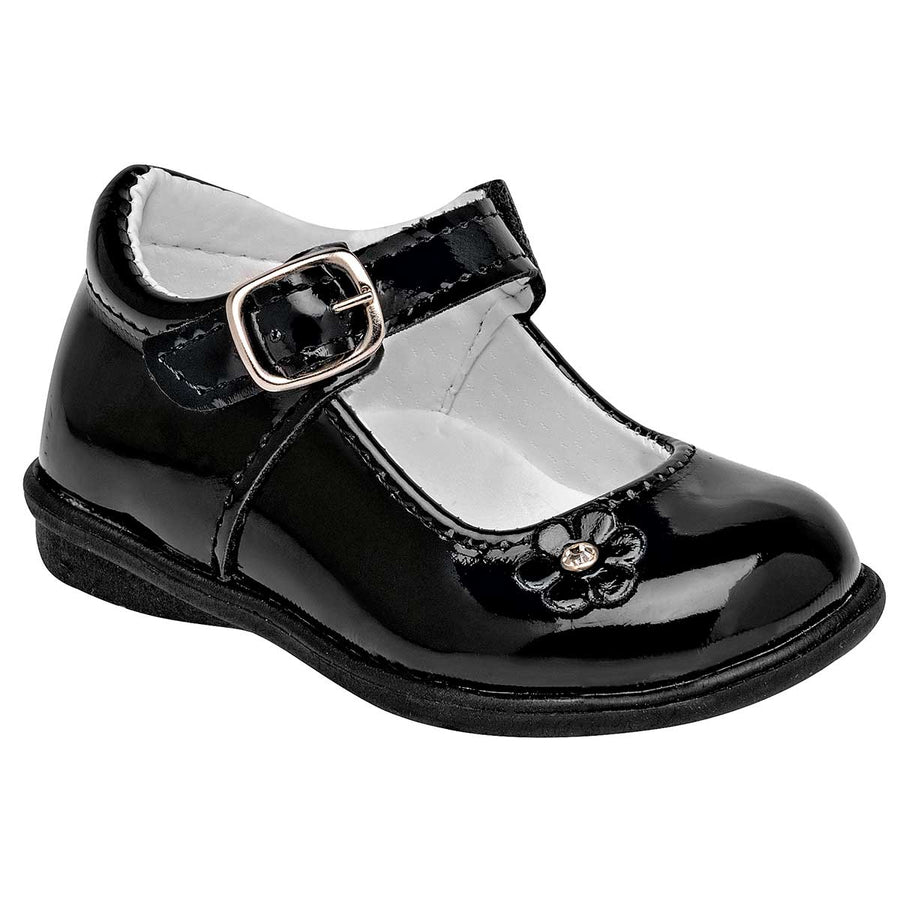 Kids Sofi. Zapato casual para niña color negro