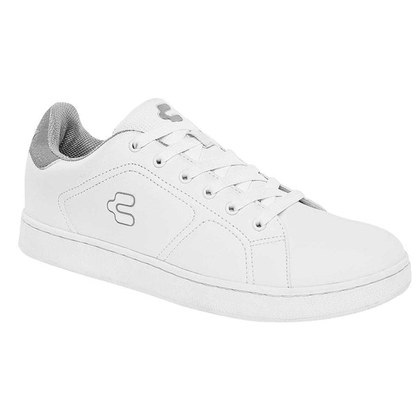 Charly. Tenis urbano para joven color blanco