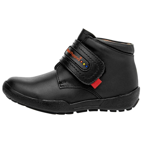 Hush puppies kids . Bota  para niño