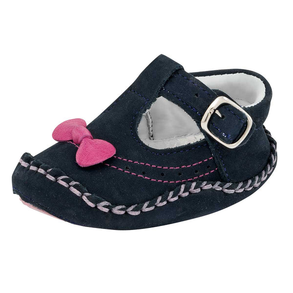 Abc zapatitos . Zapato casual para niña bebe
