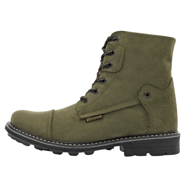 Rooster Bota casual para hombre
