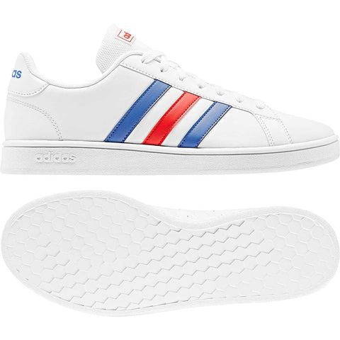 Adidas Grand Court Base. Tenis urbano para hombre