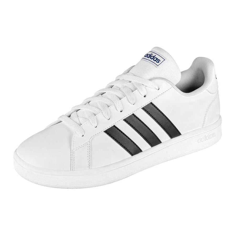 Adidas Grand Court Base Tenis escolar casual para hombre