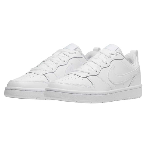 Nike Court Borough Low 2 (BG) Tenis escolar casual juvenil
