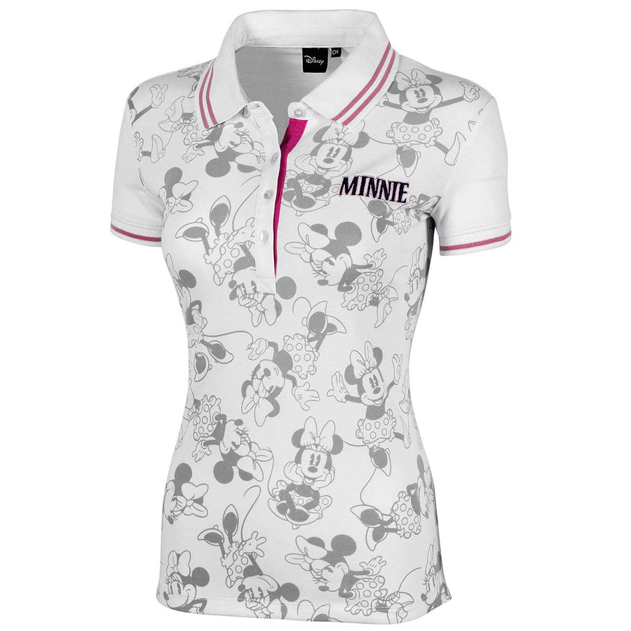 Punto Z Minnie Mouse Ropa de mujer polo m.c.