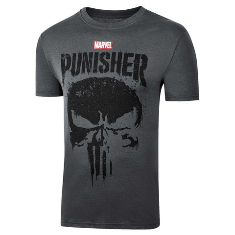 Toxic The Punisher Ropa de hombre playera m.c.
