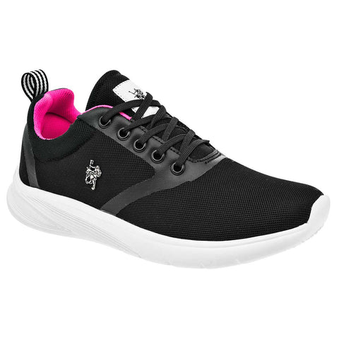American Polo Tenis tipo running para mujer