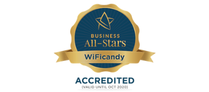 WiFicandy_award