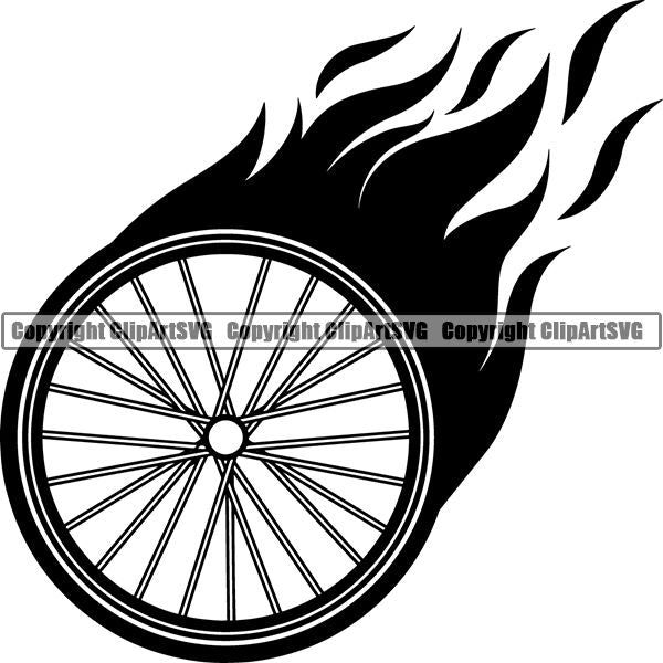 Sports Bicycle Racing Fire 1009.jpg