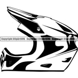Motorcycle Sports Racing ClipArt SVG