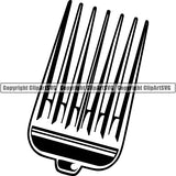 Occupation Barber Clippers Clip 6mm3dd.jpg