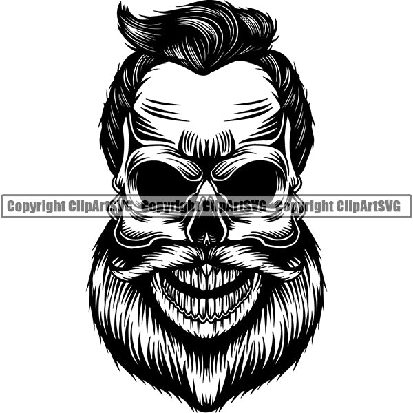 Occupation Barber Skull 10007.jpg