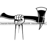 Occupation Firefighting Logo Axe 44r5a arm.jpg