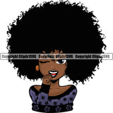 Special Bundle 100 Afro Lola SVG Files For Cutting and More!