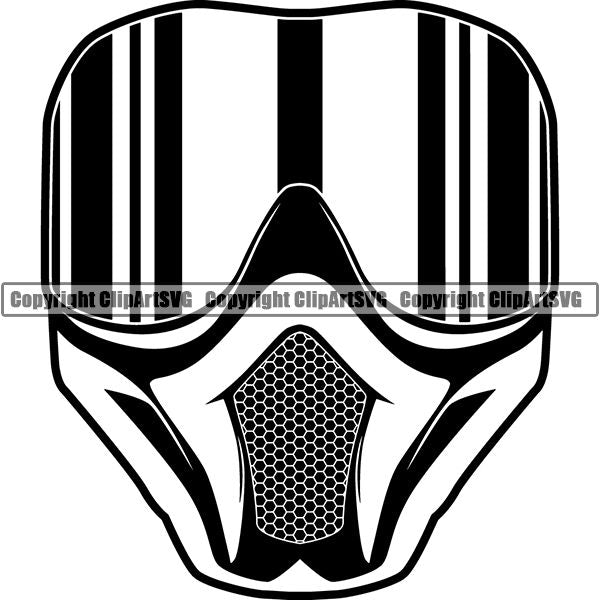 Paintball Clipart Svg