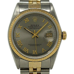 Rolex Datejust Swiss-Automatic Male Watch 16013 (Certified Pre-Owned): Rolex