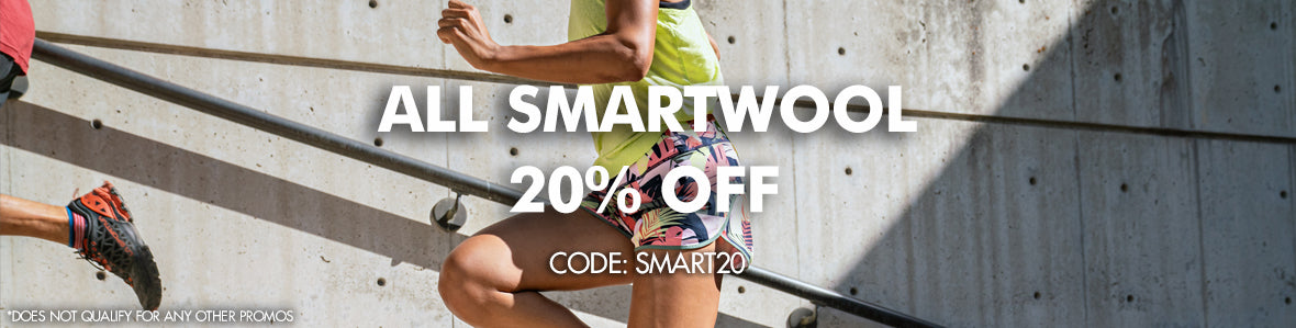 20% Off Smartwool Products with Code SMART20