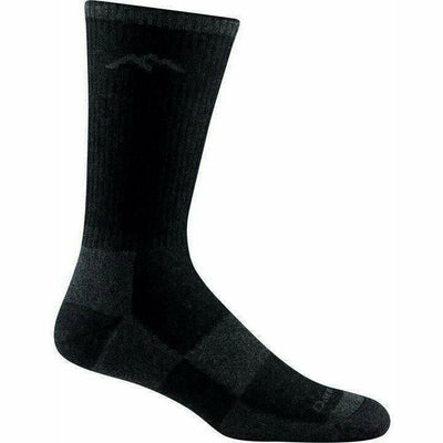 Darn Tough Hiker Boot Full Cushion Mens Socks Medium / Onyx
