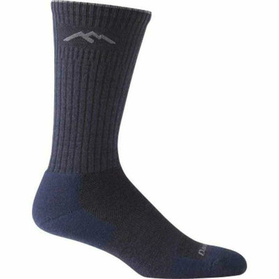 Darn Tough Standard Issue Mid-Calf Light Mens Socks - Medium / Navy