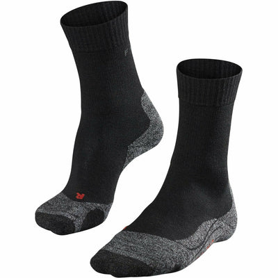 Falke TK2 Womens Trekking Socks - Small / Black-Mix
