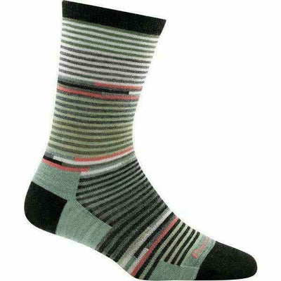 Darn Tough Pixie Crew Light Womens Socks - Small / Black