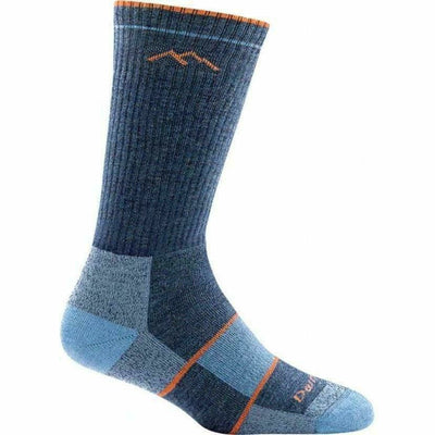 Darn Tough Hiker Full Cushion Womens Boot Socks Small / Denim
