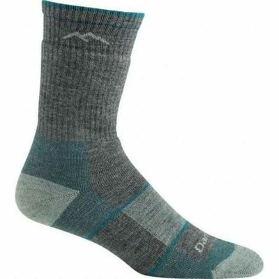 Darn Tough Hiker Full Cushion Womens Boot Socks Small / Slate