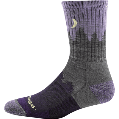 Darn Tough Treeline Micro Crew Cushion Womens Socks