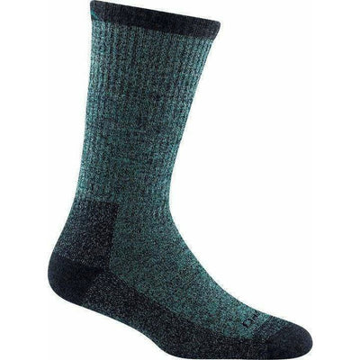 Darn Tough Nomad Boot Full Cushion Womens Socks Small / Aqua