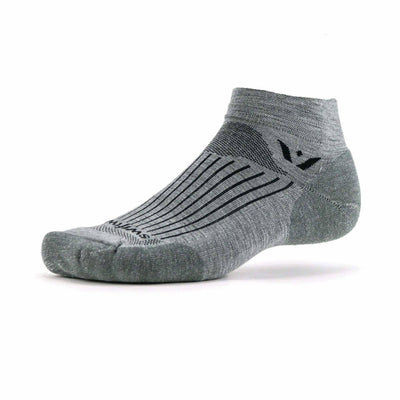 Swiftwick Pursuit One Medium Socks - Medium / Heather