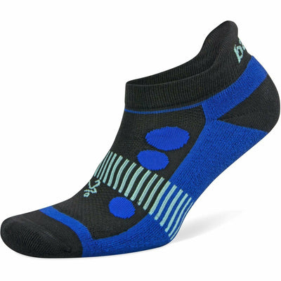 Balega Hidden Cool Kids Socks - Medium / Navy/Cobalt