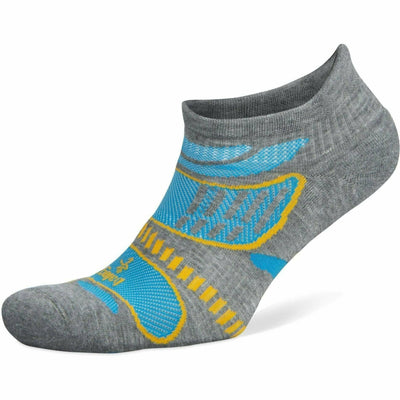 Balega Ultra Light No Show Socks Small / Midgrey / Current