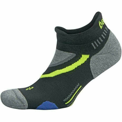 Balega UltraGlide No Show Socks Small / Black/Charcoal