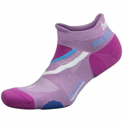 Balega UltraGlide No Show Socks Small / Bright Lilac/Pinkberry